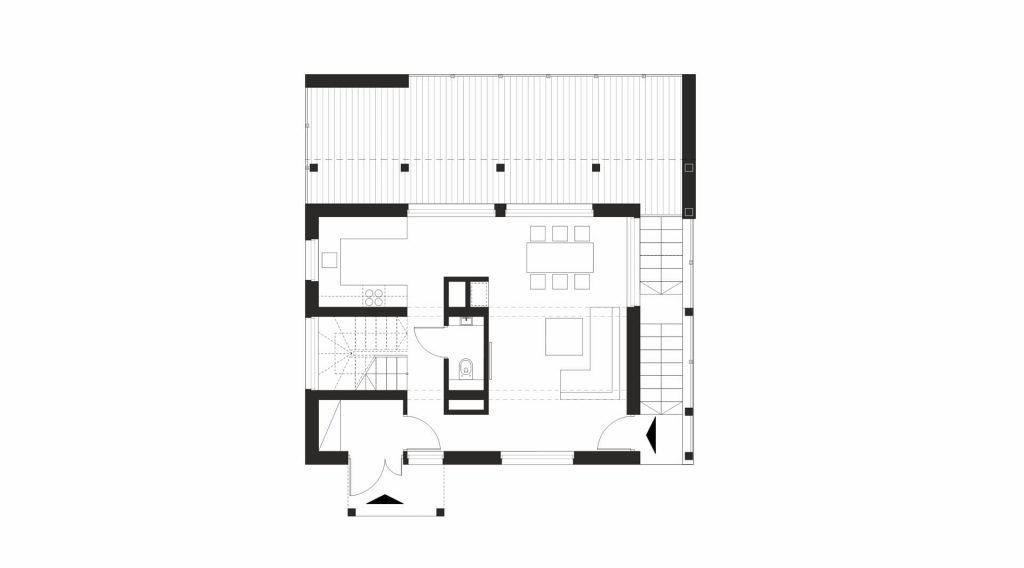 Dom w Istebnej 12/2015