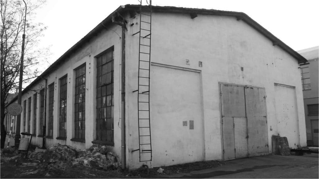 Przebudowa hali magazynowej na kantynę pracowniczą 05/2017