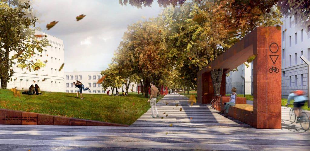 Konkurs na opracowanie koncepcji zagospodarowania i rewitalizacji Placu Piłsudskiego w Stalowej Woli