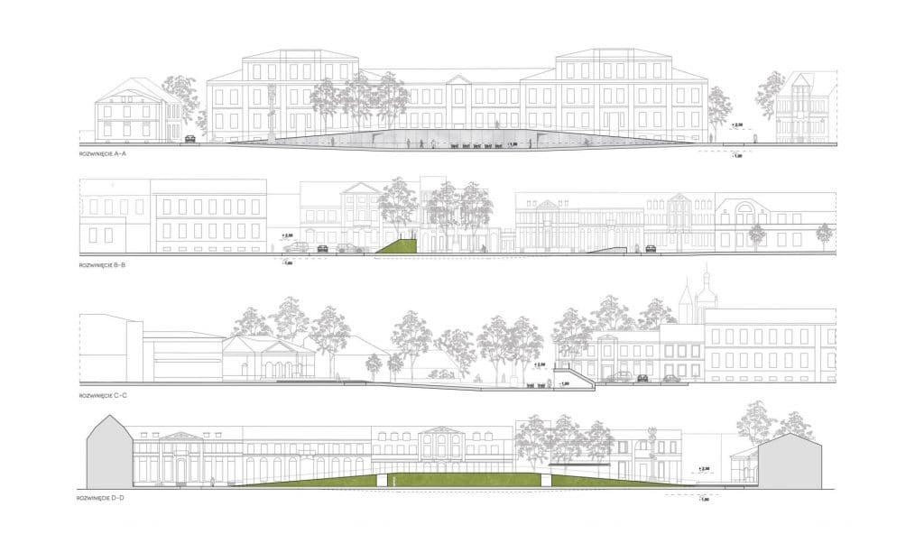 Konkurs na opracowanie koncepcji zagospodarowania Placu Narutowicza w Płocku