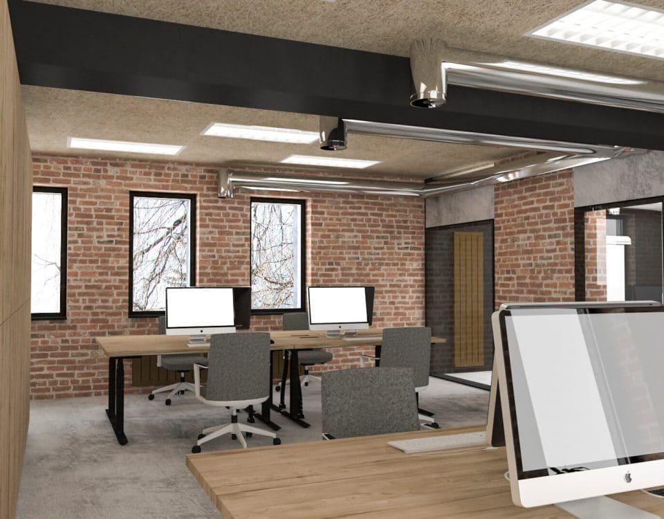 Jak efektywnie zagospodarować przestrzeń biurową o małym metrażu?