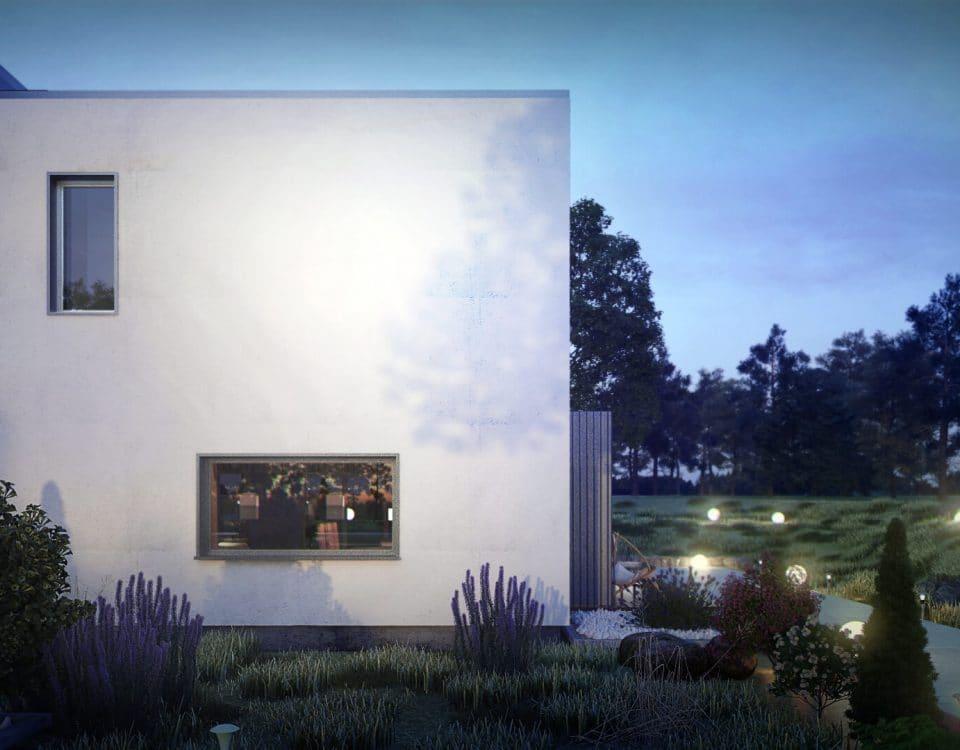 Rozbudowa budynku mieszkalnego 07/2017