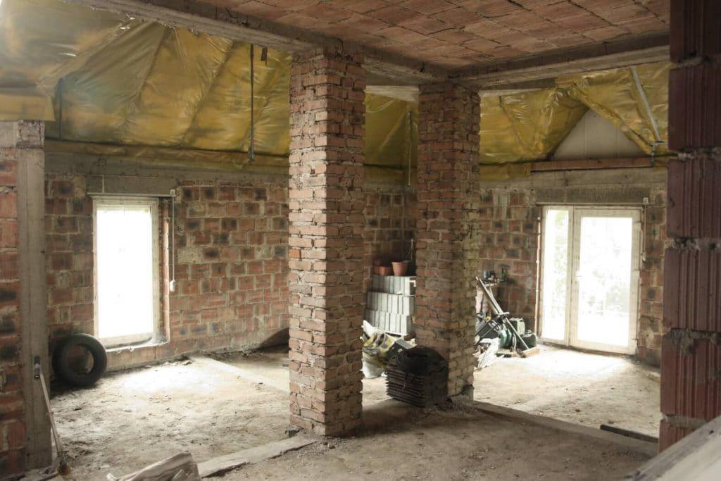 Przebudowa budynku mieszkalnego w Mikołowie 07/2018