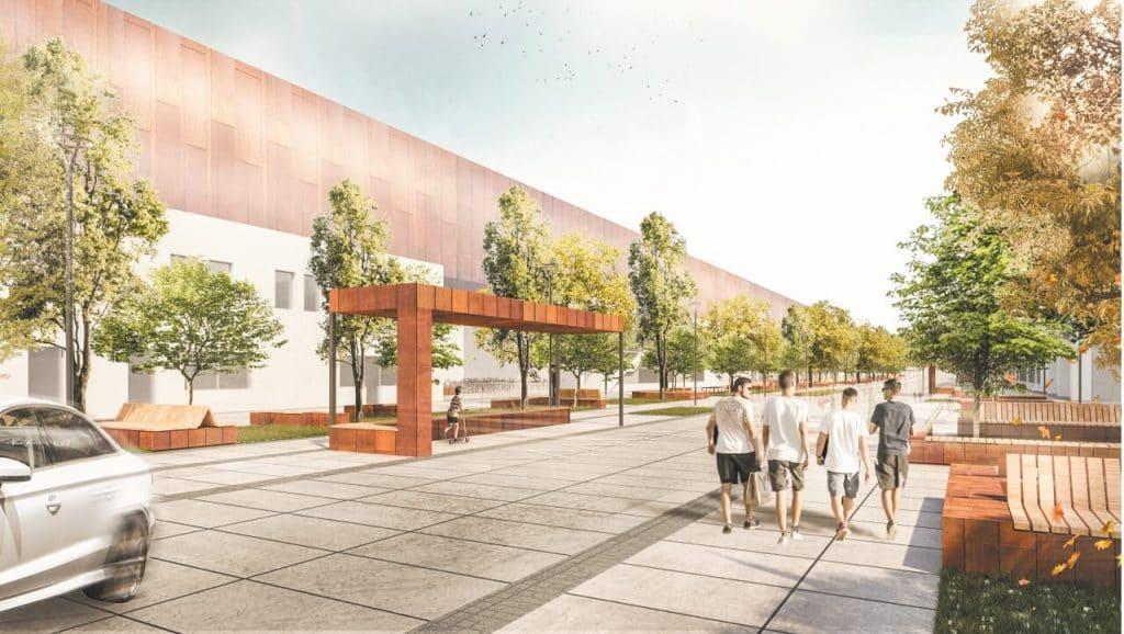 Konkurs na opracowanie koncepcji zagospodarowania centrum Stargardu 04/2018