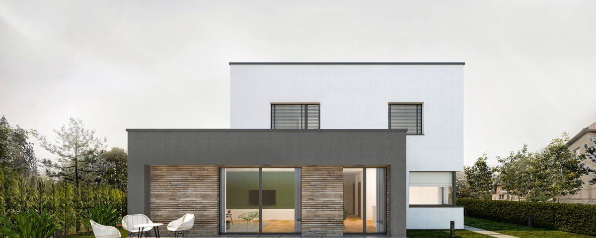 Aktualne trendy w projektowaniu domów jednorodzinnych. Co jest teraz na topie?