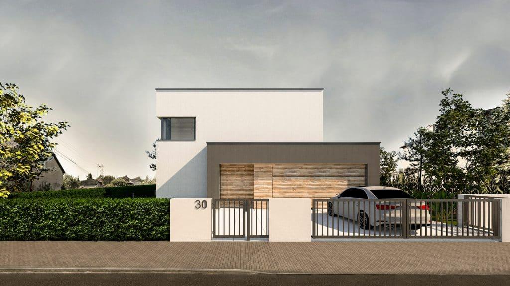 Dom w Katowicach 01/2019