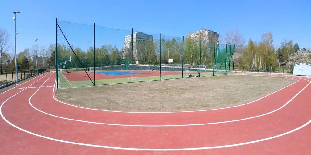 Kompleks sportowy w Mikołowie 09/2018