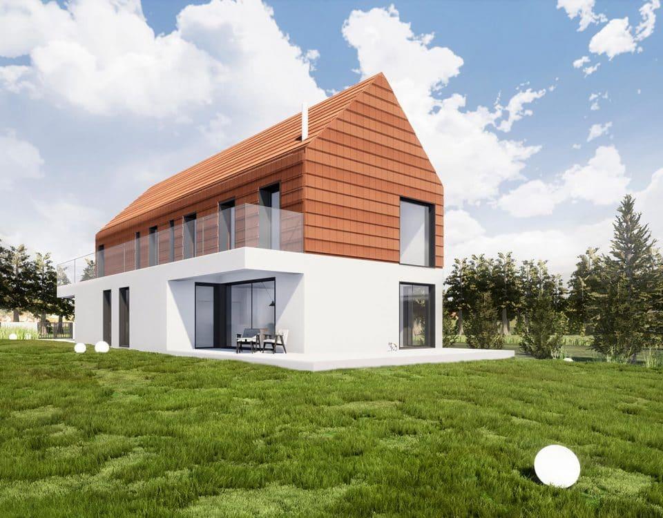 Dom w Katowicach 07/2019