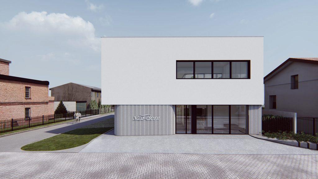 Klinika stomatologiczna z częścią mieszkalną w Piekarach Śląskich 01/2020