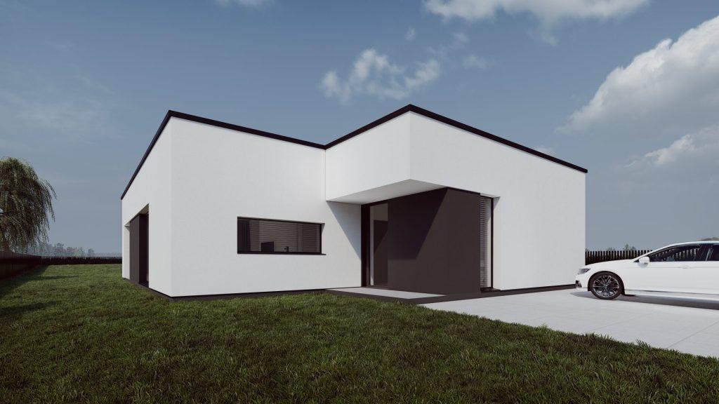 Dom jednorodzinny w Mikołowie 04/2020