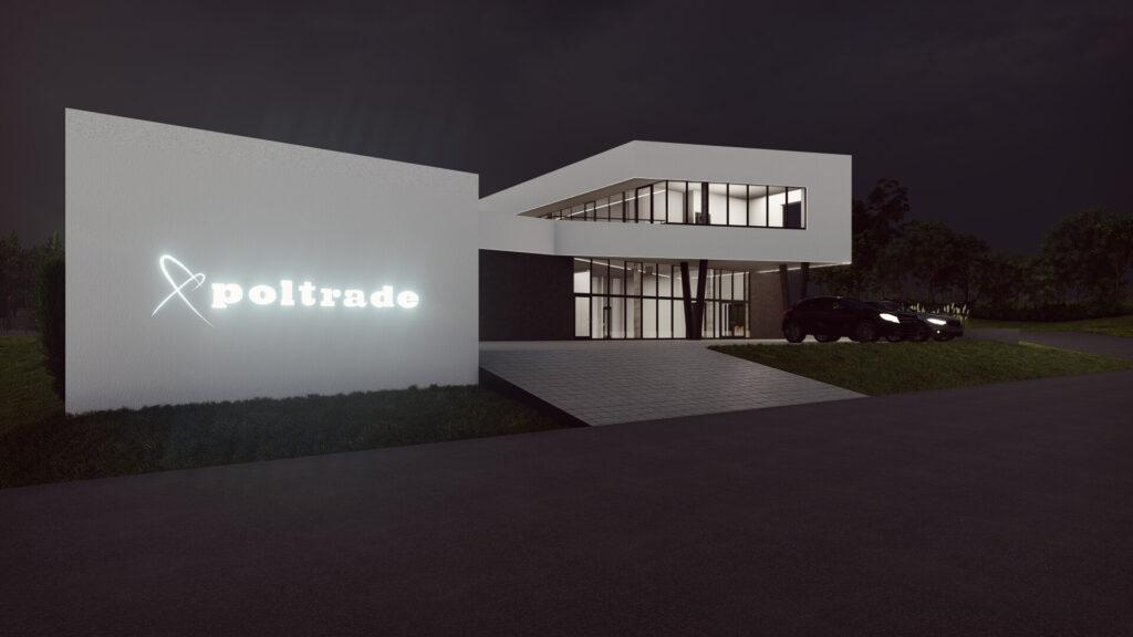 Budynek usługowy w Siemianowicach Śląskich 02/2019