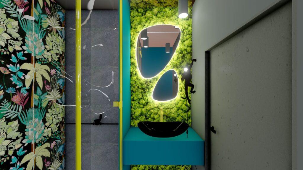 Wnętrza domu w Mikołowie 10/2020