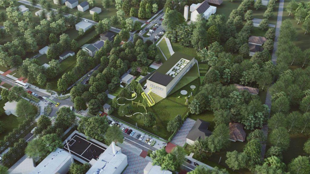 Przedszkole energoefektywne w Michałowicach 12/2020