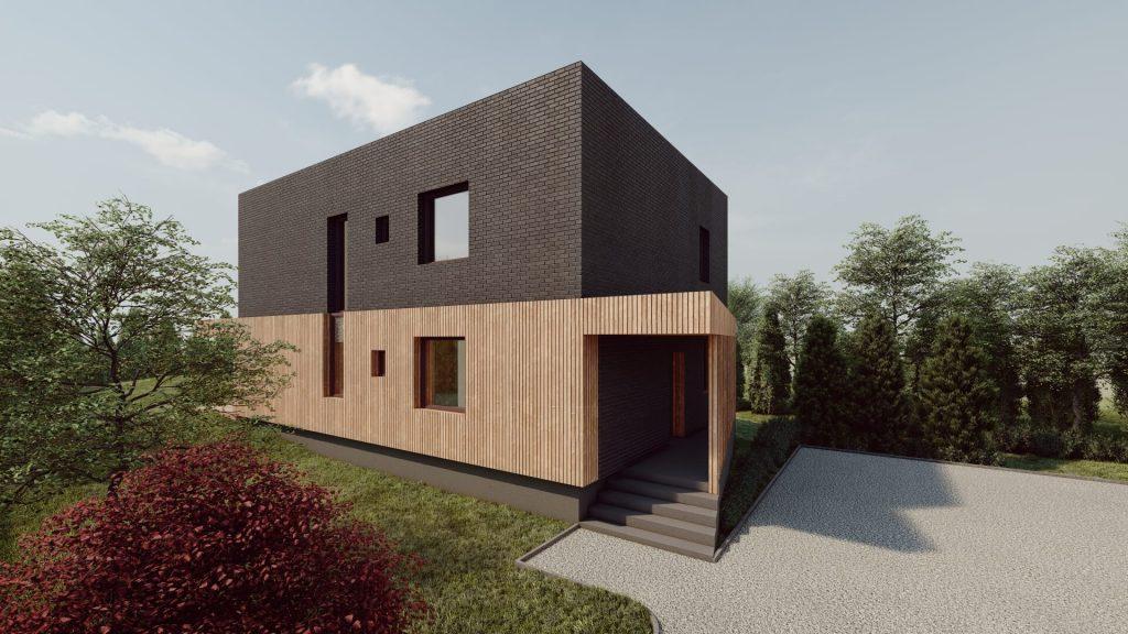 Przebudowa domu jednorodzinnego w Mikołowie 01/2021