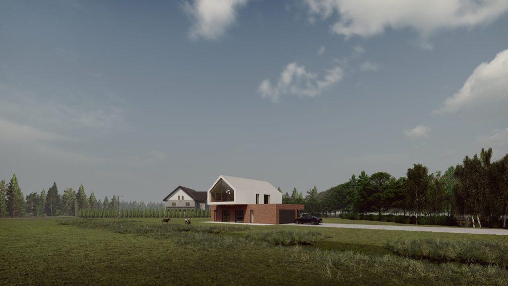 Dom jednorodzinny w Gostyni 01/2021