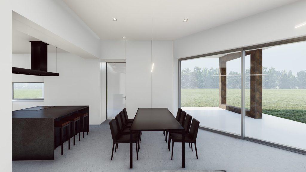Wnętrza domu jednorodzinnego w Siemianowicach Śląskich 01/2021