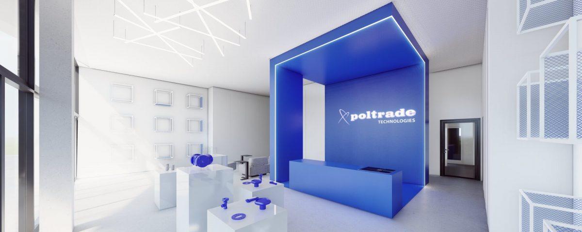 Showroom budynku usługowego w Siemianowicach Śląskich 01/2021