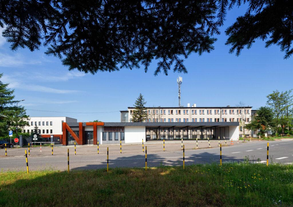Rewitalizacja zakładu NT Industry w Orzeszu
